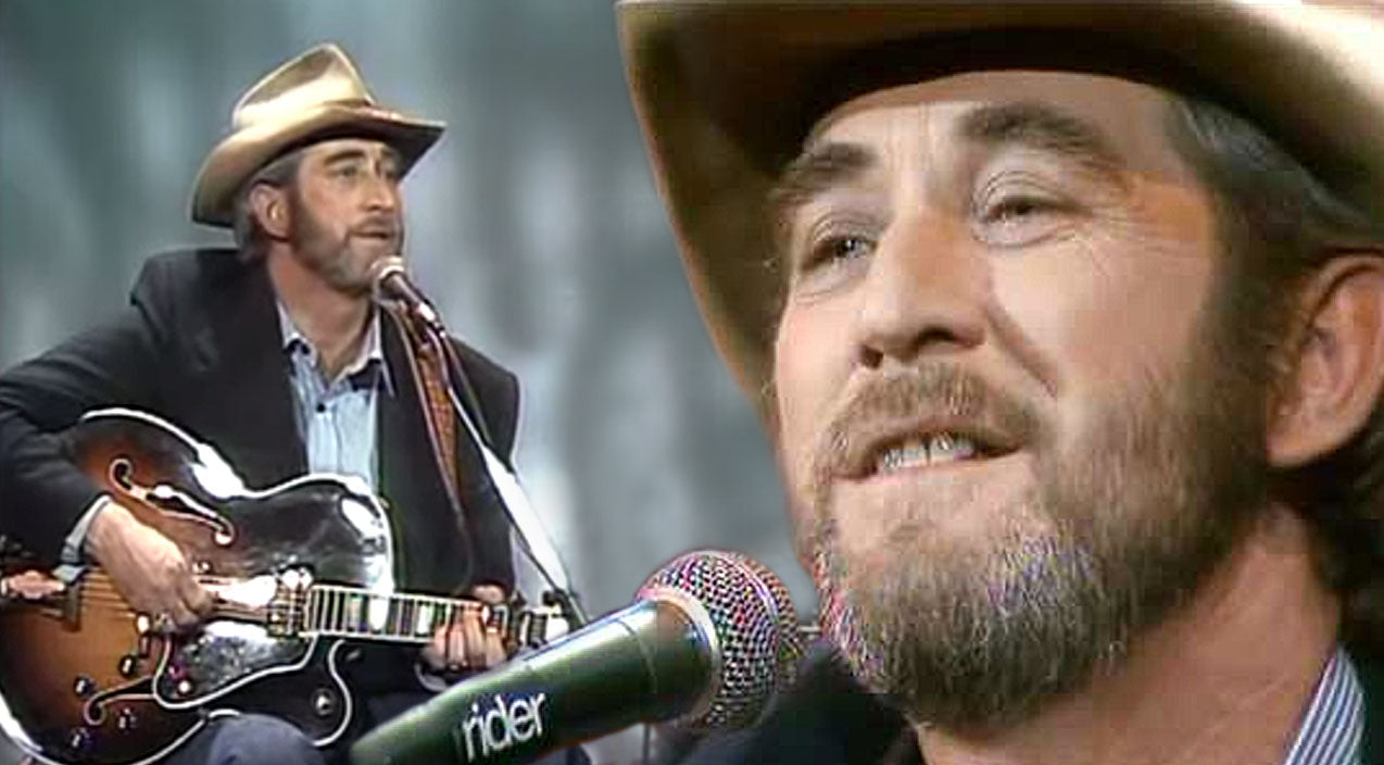 Don williams Songs | Don Williams Made Texas Proud With Inspirational Hit Song | Country Music Videos