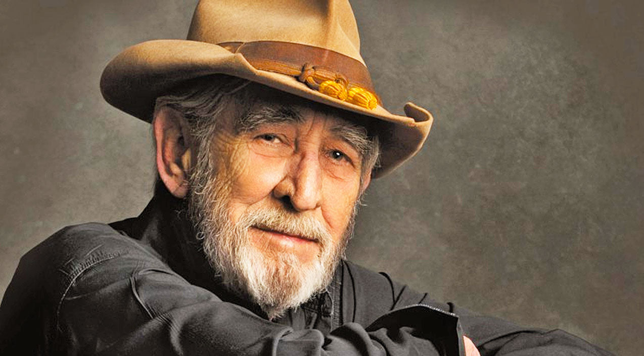 Don williams Songs | Country Legend Don Williams Announces Retirement | Country Music Videos