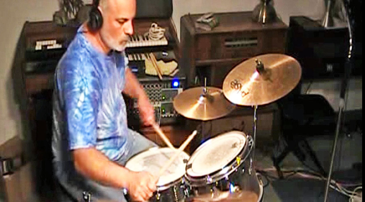 Lynyrd skynyrd Songs | Feast Your Eyes & Ears On This Guy's Smokin' Hot Drum Cover Of 'Double Trouble' | Country Music Videos