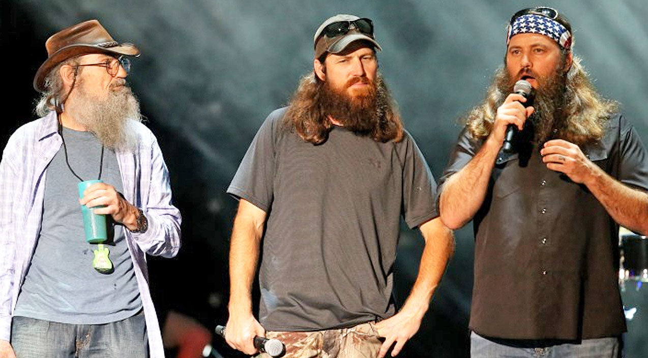 Duck dynasty Songs | 'Duck Dynasty' Makes Announcement No One Saw Coming | Country Music Videos