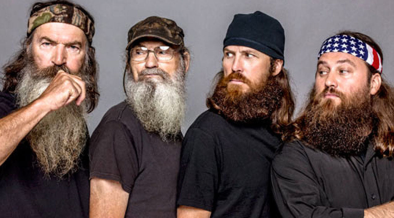 Duck dynasty Songs | Robertson Family Opening New Duck Dynasty Attraction In Hometown | Country Music Videos