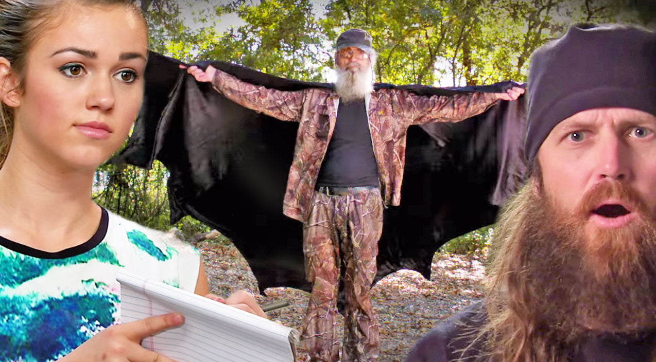Willie robertson Songs | Sadie Robertson's Wild Day At Duck Commander (Hilarious!) (WATCH) | Country Music Videos