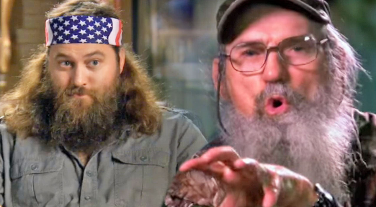 Willie robertson Songs | Learn To Talk Like A Duck... And We Don't Mean 'Quack' (Hilarious!) | Country Music Videos