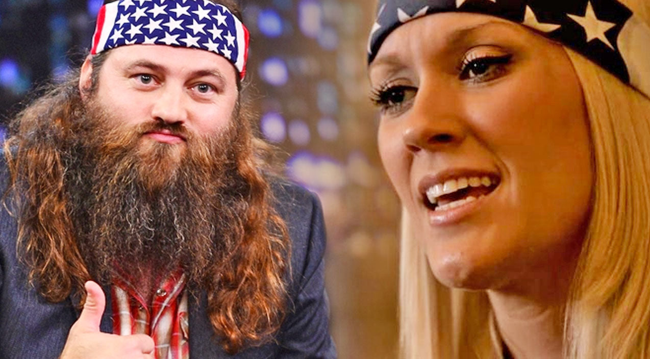 Willie robertson Songs | Duck Dynasty's Biggest Fan Sings A Hilarious Tribute To The Robertson Family (WATCH) | Country Music Videos
