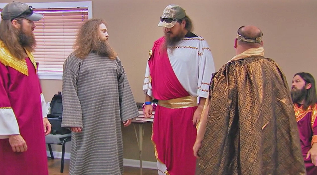 Duck dynasty Songs | Which Robertson Brother Got Stage Fright During Their Nativity Play? | Country Music Videos