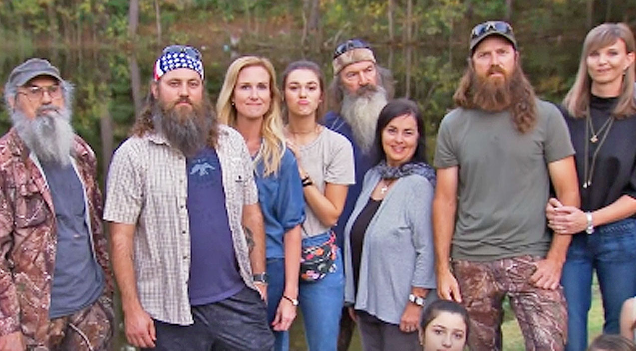 Duck dynasty Songs | 'Duck Dynasty' Family Reacts To Unexpected Cancellation | Country Music Videos