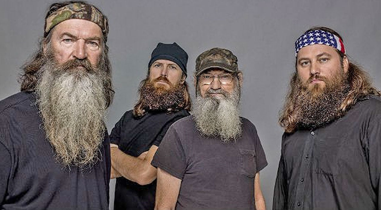 Duck Dynasty Cast Has Special Message For Fans | Country Music Videos