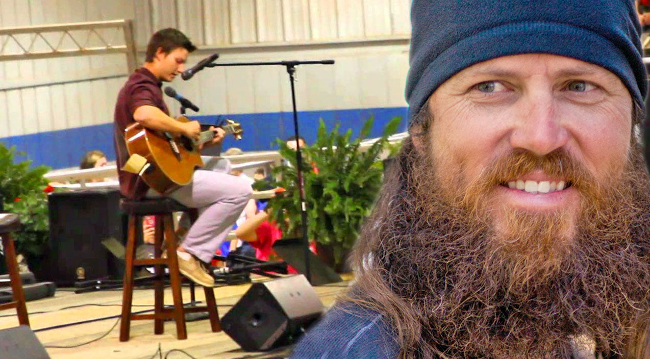 Reed robertson Songs | Jase Robertson's Talented Son Performs Beautiful Rendition Of
