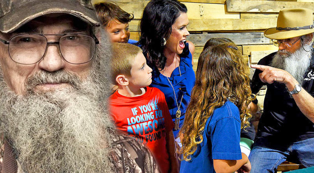 Si robertson Songs | Uncle Si Visits Dothan For Charity Event And Wants To Hunt Ducks! | Country Music Videos