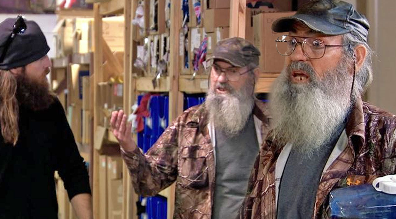 Si robertson Songs | Uncle Si Saw A Movie And