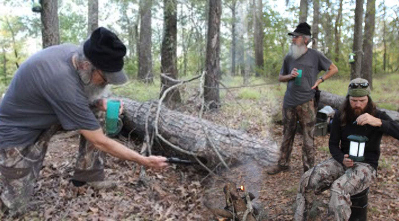 Si And His Pistol Vs. A Snake In The Woods   Country Music Videos
