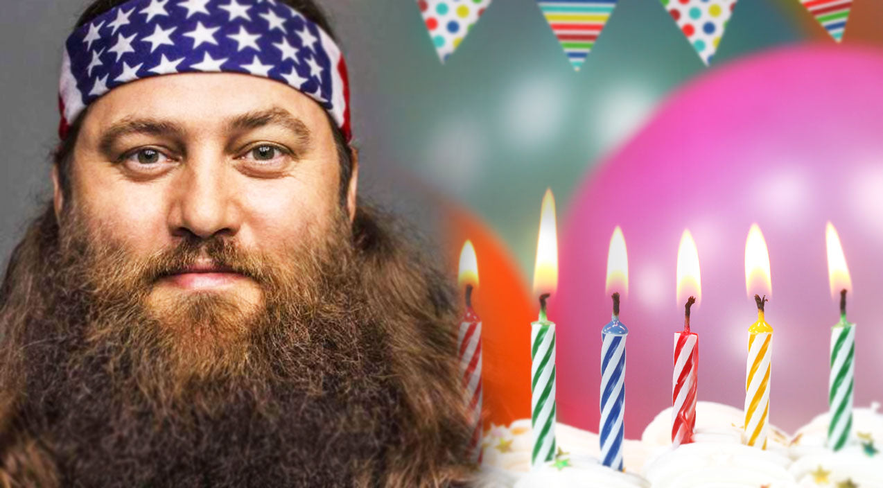 Willie robertson Songs | Willie Robertson Blasts Off For Birthday (Funny!) | Country Music Videos