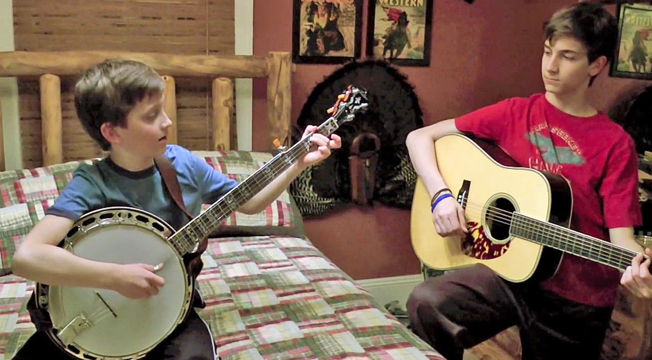 Sleepy man banjo boys Songs | 9-Year-Old Boy Will Blow Your Mind With Top Notch 'Dueling Banjos' Against Brother | Country Music Videos