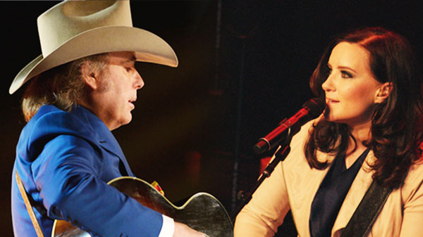 Dwight yoakam Songs | Dwight Yoakam & Brandy Clark - 'Hold My Hand' (Live, Grammys 2015) | Country Music Videos