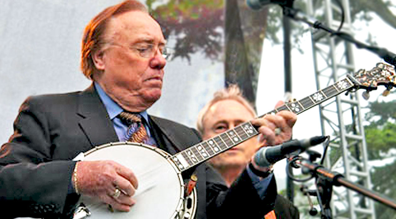 Earl scruggs Songs | Earl Scruggs Steals The Stage With Grammy-Winning Tune 'Foggy Mountain Breakdown' | Country Music Videos