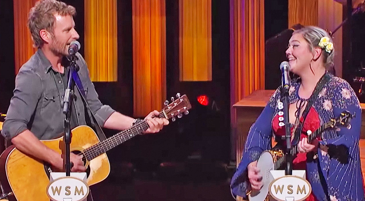 June carter Songs | Elle King & Dierks Bentley Captivate With Bluesy Rendition Of Iconic 'Jackson' | Country Music Videos