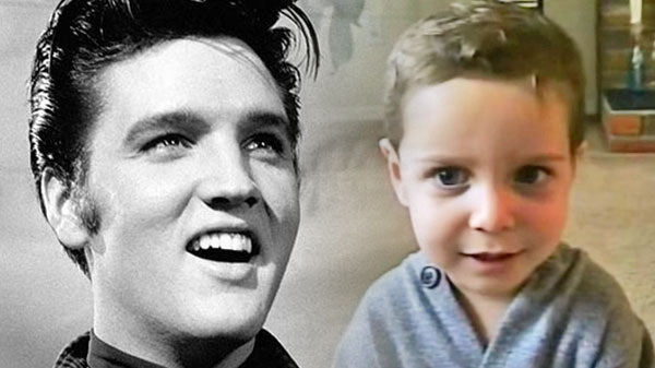 Elvis presley Songs | 2-Year-Old Proves He Is The King's Biggest Fan By Singing Elvis Presley Hit | Country Music Videos