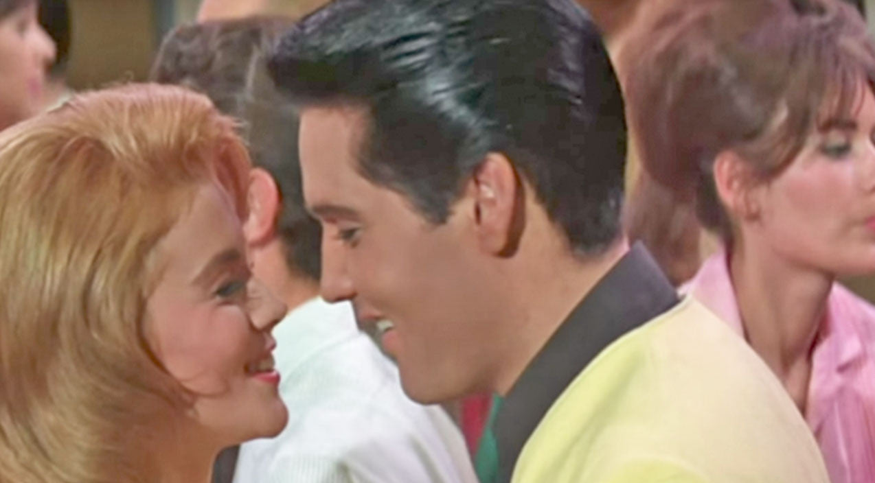 Elvis presley Songs | Elvis Presley And Ann Margret's Chemistry Is Off The Charts In Deleted Scene From 'Viva Las Vegas' | Country Music Videos