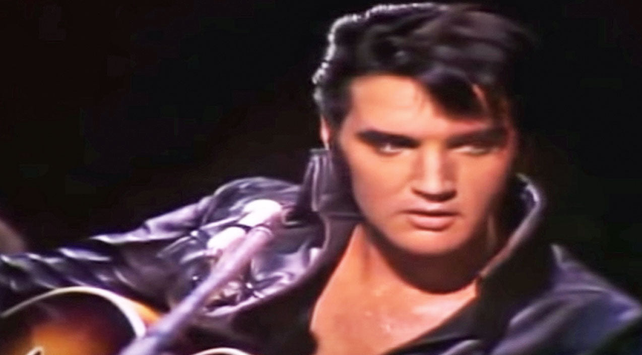 Elvis presley Songs | You've Seen Hundreds Of Elvis Clips Before, But We Bet You've NEVER Seen One Like This | Country Music Videos
