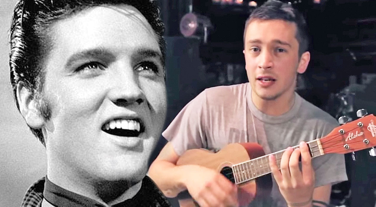 Elvis presley Songs | This Phenomenal Cover of Elvis' 'Can't Help Falling In Love' Will Make Your Jaw Drop! (VIDEO) | Country Music Videos