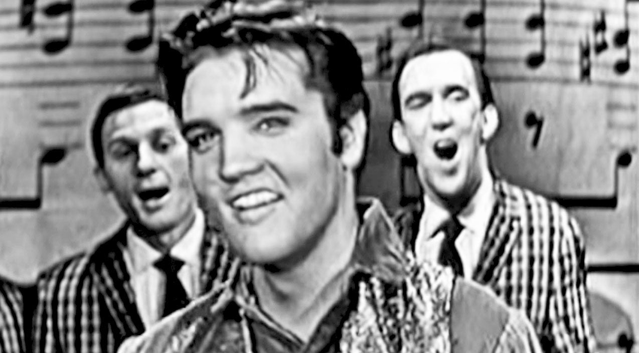 Elvis presley Songs | Elvis Presley Leaves It All On Stage With 'Don't Be Cruel' During Final 'Ed Sullivan' Appearance | Country Music Videos