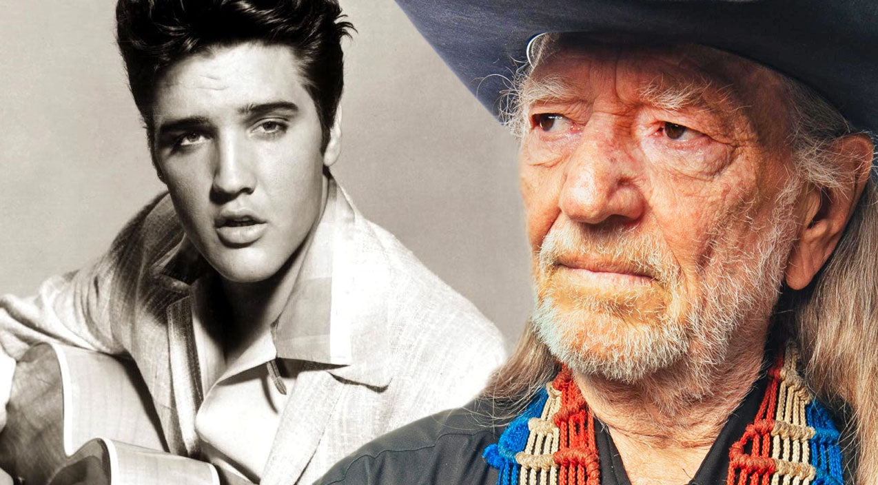Willie nelson Songs | Elvis Presley's Timeless Cover of Willie Nelson's 'Funny How Time Slips Away' Is Incredible! | Country Music Videos