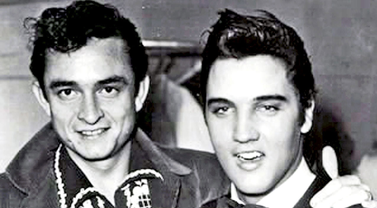 Johnny cash Songs   Major TV Star Cast In New Show About Elvis Presley & Johnny Cash   Country Music Videos