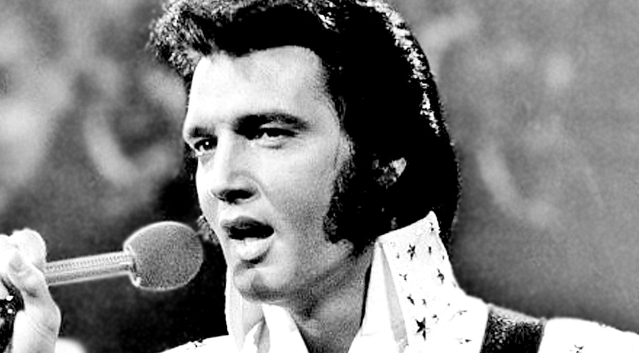 Elvis presley Songs | RARE RECORDING: Elvis Presley Rings In His Last New Year With 'Auld Lang Syne' | Country Music Videos