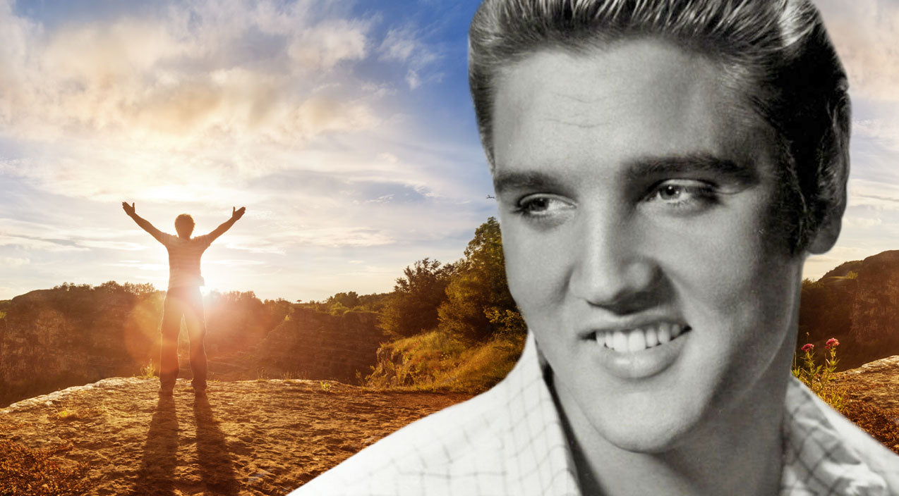 Elvis presley Songs | Elvis Presley Encourages Peace With This Rare Performance Of 'Peace In The Valley' | Country Music Videos
