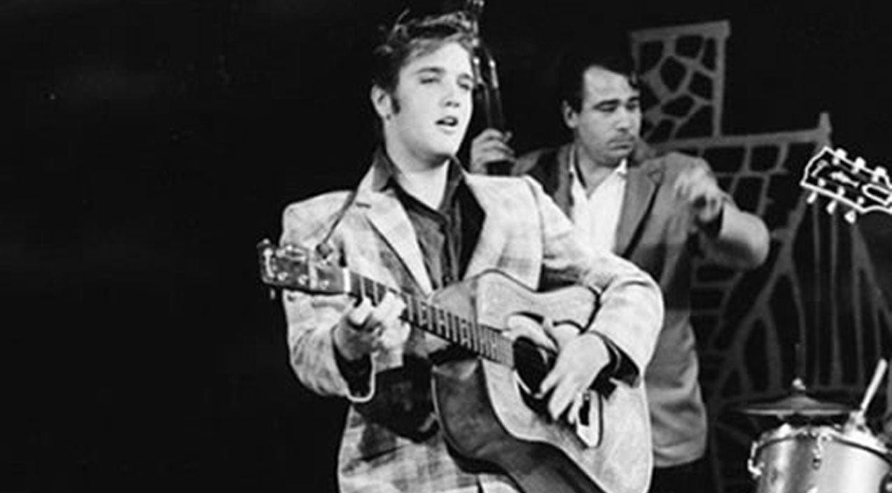 Elvis presley Songs | Elvis Presley Leaves The Ladies Breathless In Vintage Black & White Performance | Country Music Videos