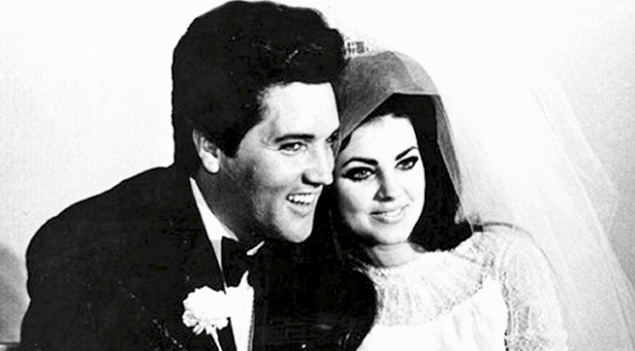 Priscilla presley Songs | 6 Times Elvis & Priscilla Presley Made Heads Turn At Their Glamorous Vegas Wedding | Country Music Videos