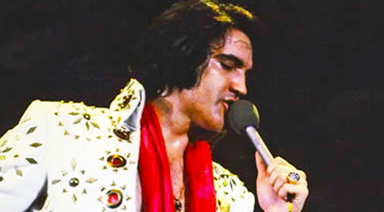 Elvis presley Songs | Elvis Presley's 'An American Trilogy' Takes On New Life In Dramatic, Remastered Recording | Country Music Videos