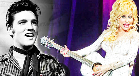 The beatles Songs | Dolly Parton's Hysterical Elvis Impersonation Will Floor You | Country Music Videos