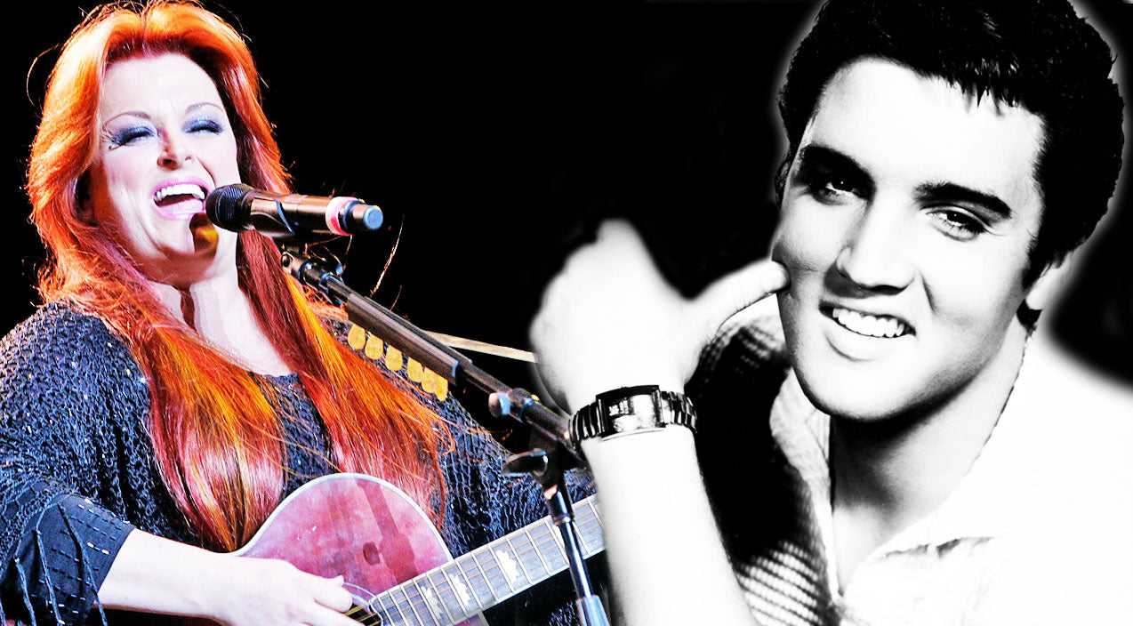 Wynonna judd Songs | Wynonna Tears Down The Roof With Roaring Cover Of Elvis' 'Burning Love' | Country Music Videos
