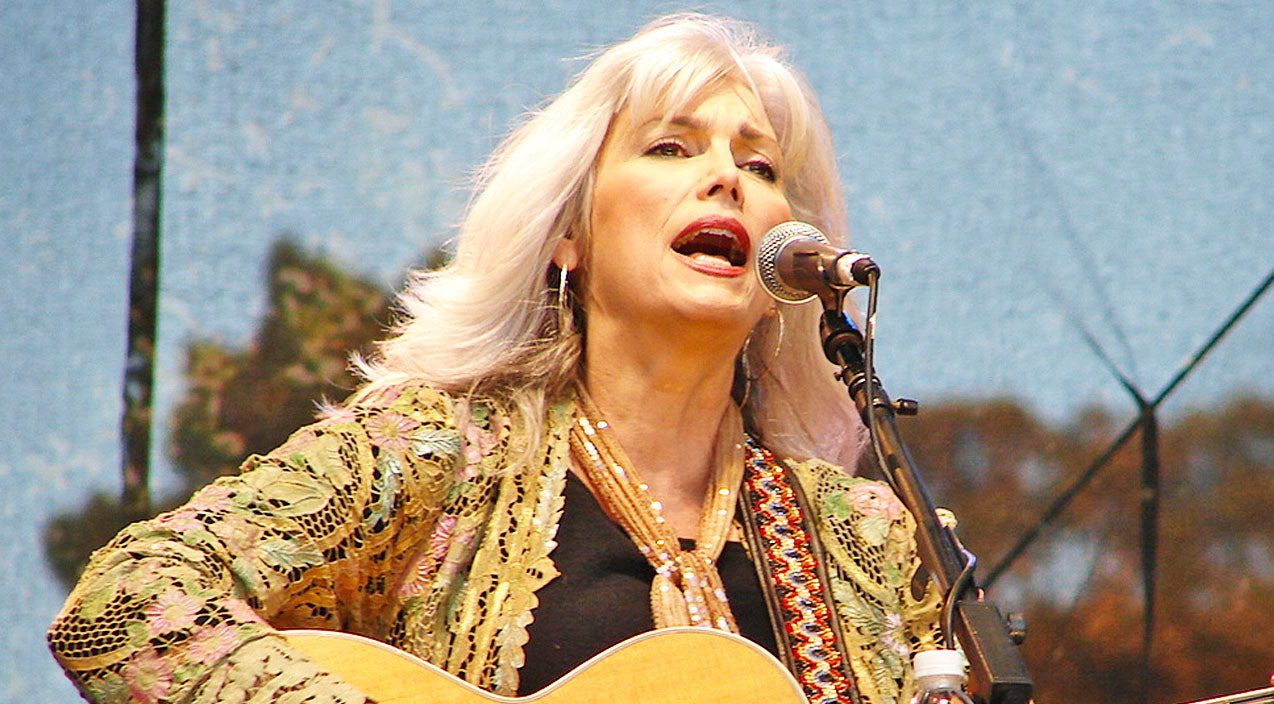 Emmylou harris Songs | Reliving All The Moments Emmylou Harris Won Us Over With Her Beautiful Voice | Country Music Videos