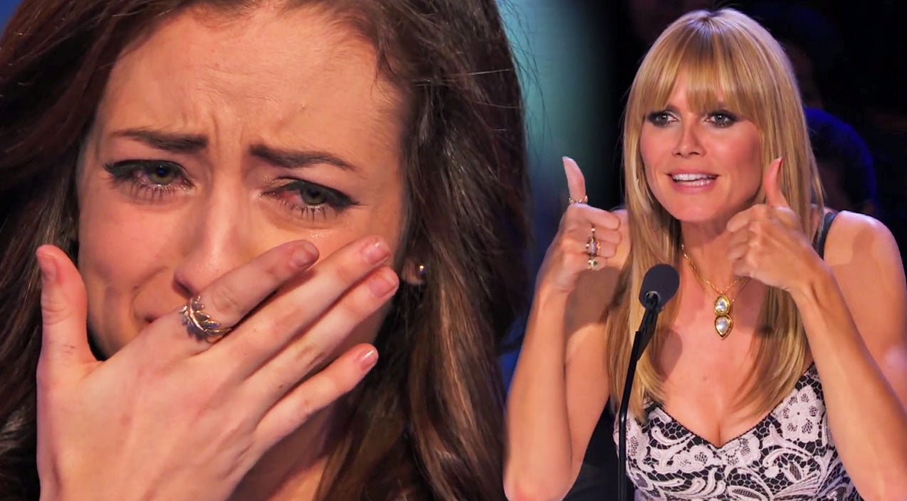 America's got talent Songs | Singer With Severe Anxiety Breaks Down After Passionate Performance of 'Hallelujah' | Country Music Videos