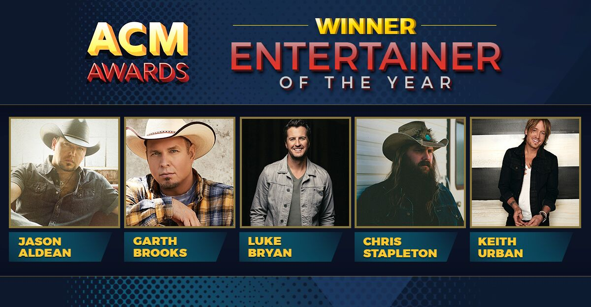 Luke bryan Songs | 2018 ACM Award For Entertainer Of The Year Announced | Country Music Videos
