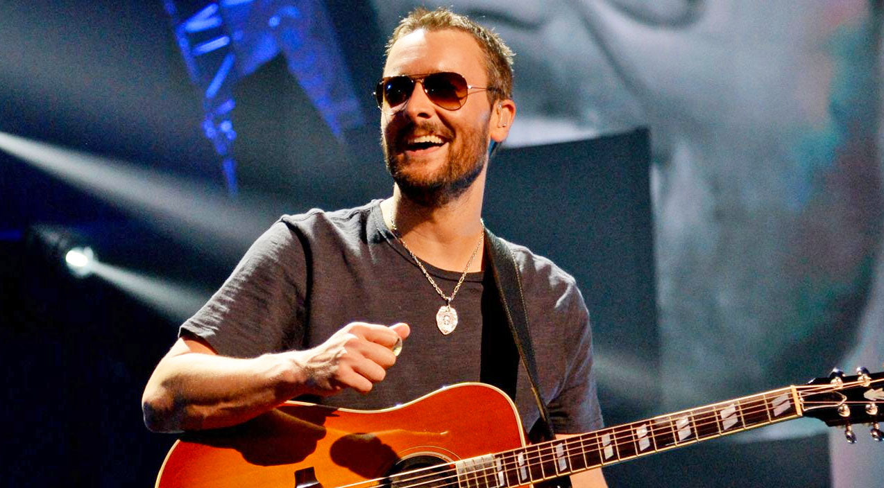 Eric church Songs | Eric Church Humbled By Rapid Rise To Fame: