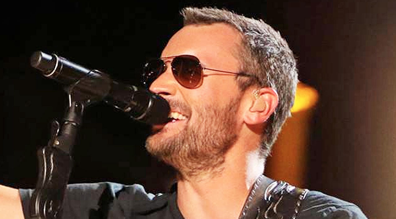 For First Time Ever, Eric Church Refrains From Including Opening Acts On Tour | Country Music Videos