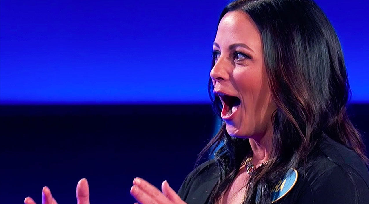 Sara evans Songs | Sara Evans And Sibling Dominate In 'Family Feud' Fast Money Challenge | Country Music Videos