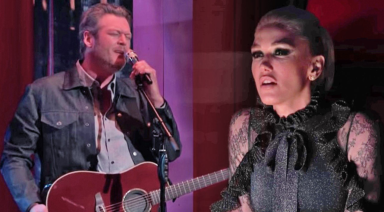 The voice Songs | Gwen Caught Singing Along To Blake's Performance In Adorable Moment On 'The Voice' | Country Music Videos