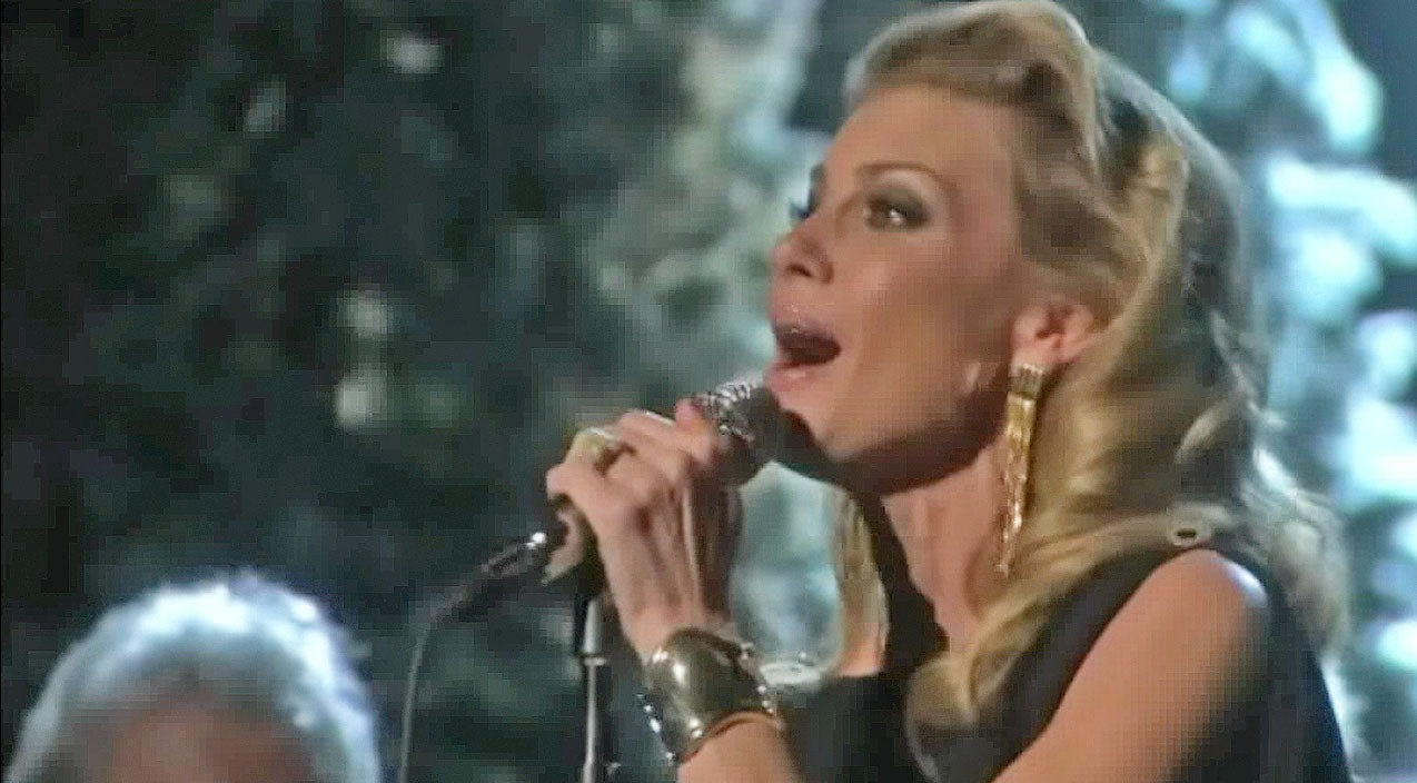 Faith hill Songs | Faith Hill Delivers Chilling Rendition Of 'Little Drummer Boy' | Country Music Videos