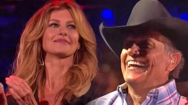 George strait Songs | George Strait and Faith Hill - A Showman's Life (Live) (VIDEO) | Country Music Videos