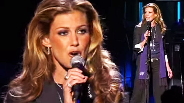 Faith hill Songs | Faith Hill - Mississippi Girl (LIVE) | Country Music Videos