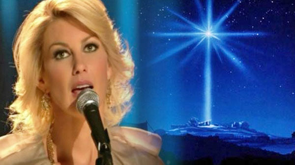 Faith hill Songs | Faith Hill - O Holy Night (LIVE) (VIDEO) | Country Music Videos