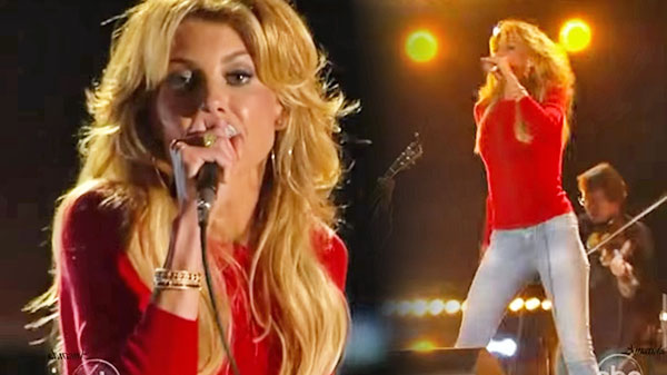Faith hill Songs | Faith Hill - Take a Little Piece Of My Heart (CMA Music Festival 2012) (WATCH) | Country Music Videos