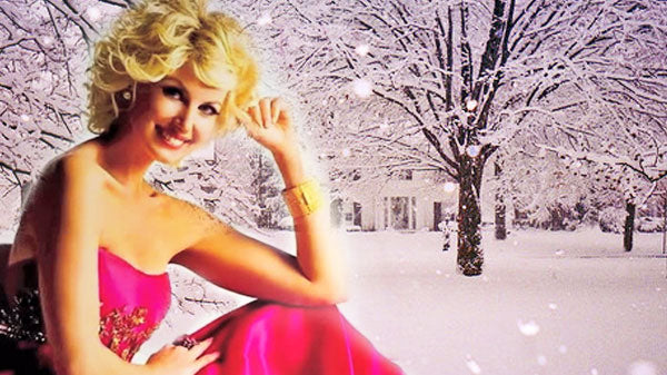 Faith hill Songs | Faith Hill - Winter Wonderland | Country Music Videos