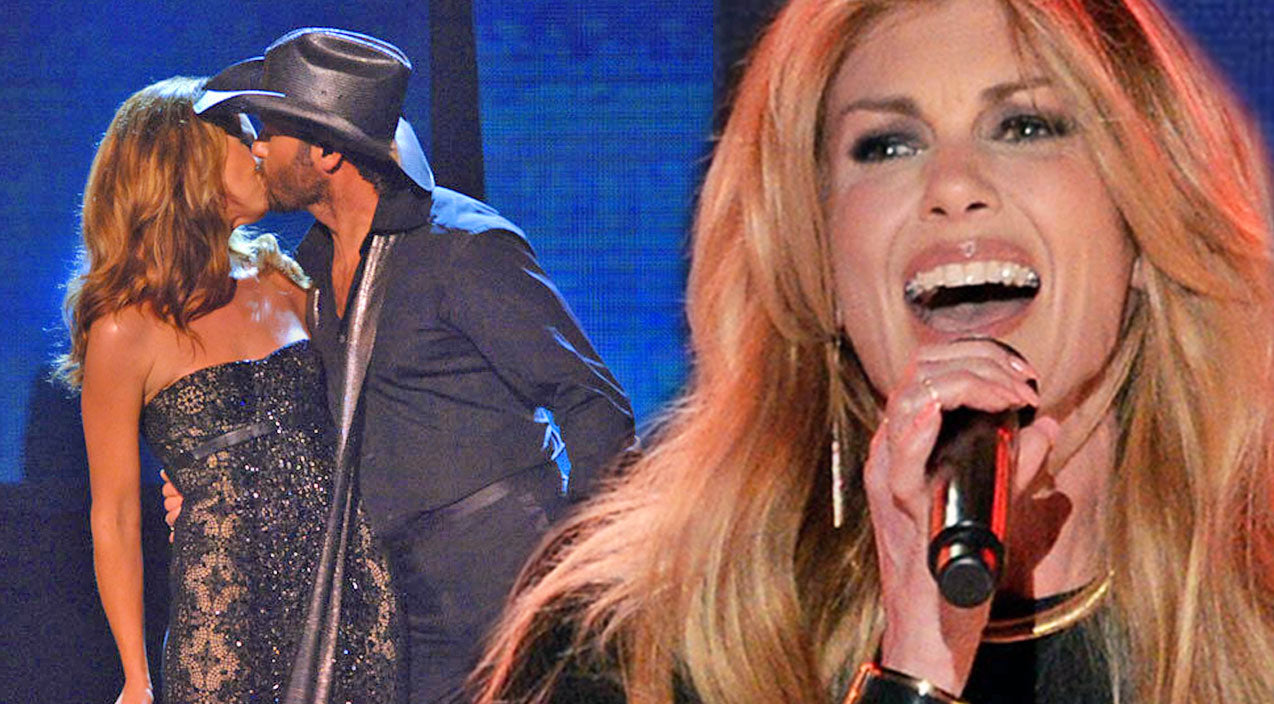 Tim mcgraw Songs | Faith Hill And Tim McGraw Stun With Breathtaking Performance Of
