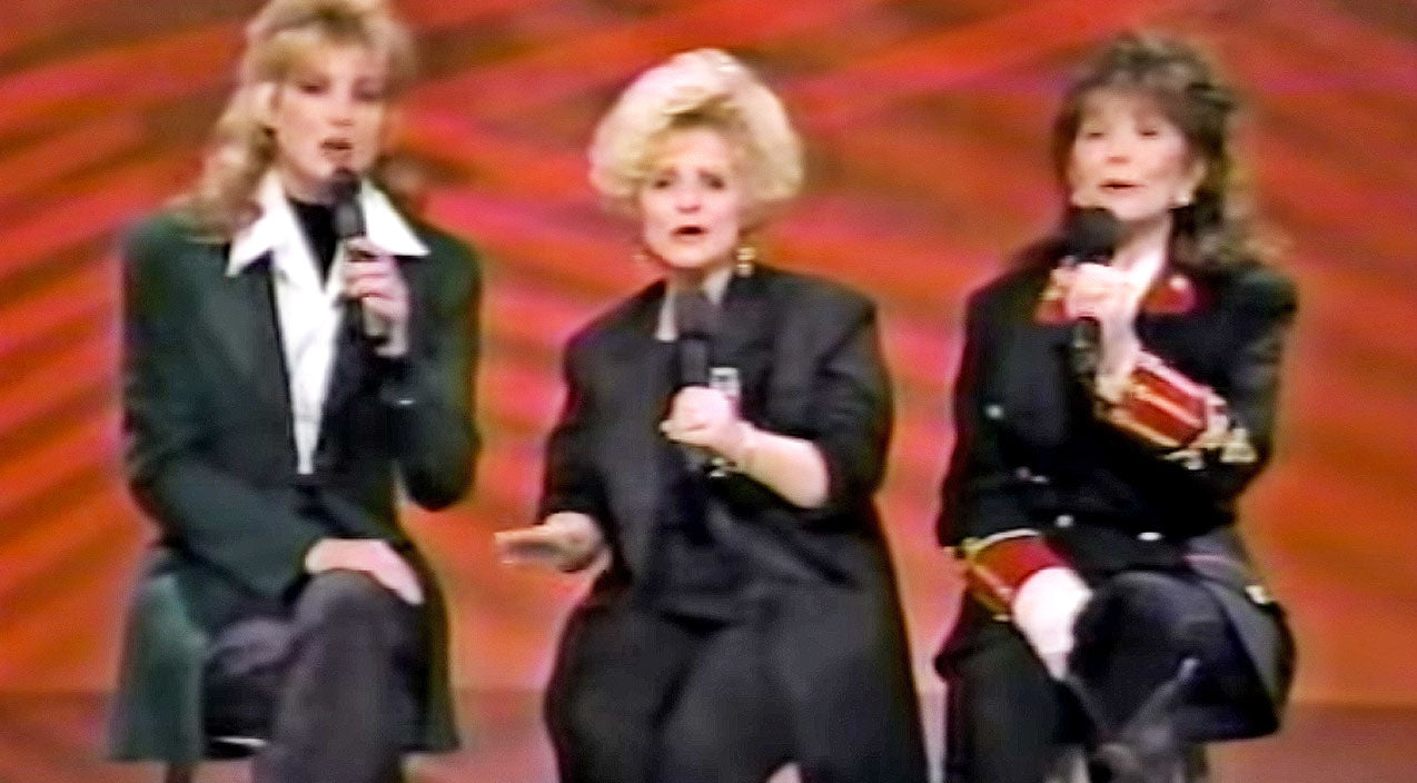 Patsy cline Songs | Loretta Lynn, Faith Hill & Brenda Lee Deliver Tear-Jerking Tribute To Patsy Cline | Country Music Videos