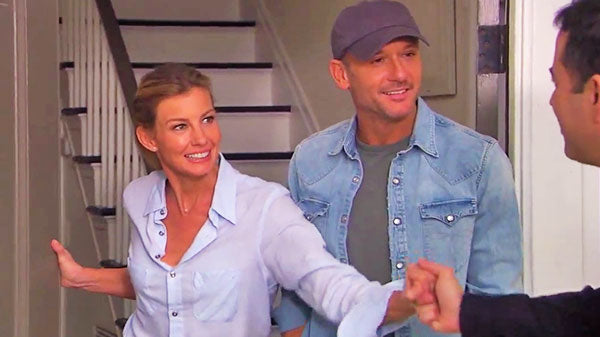 Tim mcgraw Songs | Jimmy Kimmel Sleepover with Faith Hill & Tim McGraw (VIDEO) | Country Music Videos